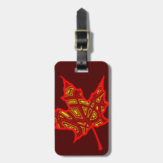 Leaf Bag Tag