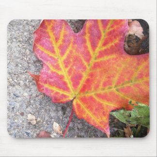 Leaf Bliss Mousepad