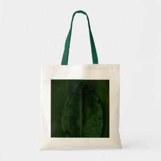 Leaf Budget Tote Bag