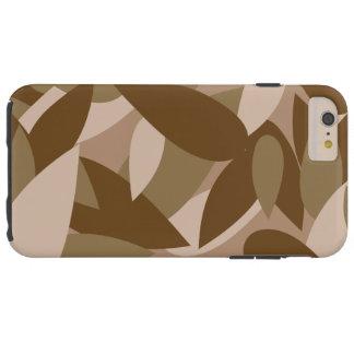leaf camo tough iPhone 6 plus case