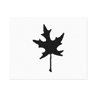 Leaf Gallery Wrap Canvas
