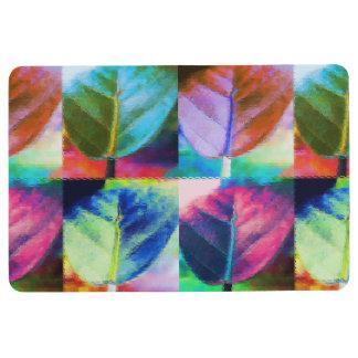 Leaf Colors Floor Mat
