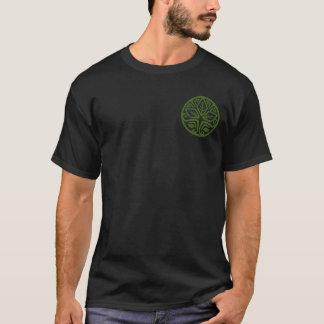 Leaf Design T-Shirt
