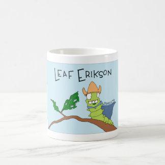 Leaf Erikson Coffee Mug