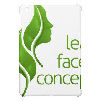 Leaf Faces Concept iPad Mini Covers