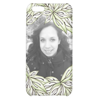 Leaf Frame iPhone 5C Cover