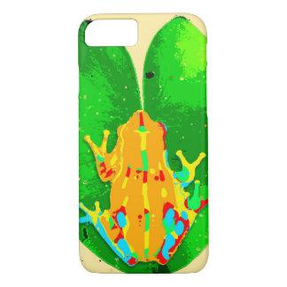 Leaf Frog iPhone 7 Case