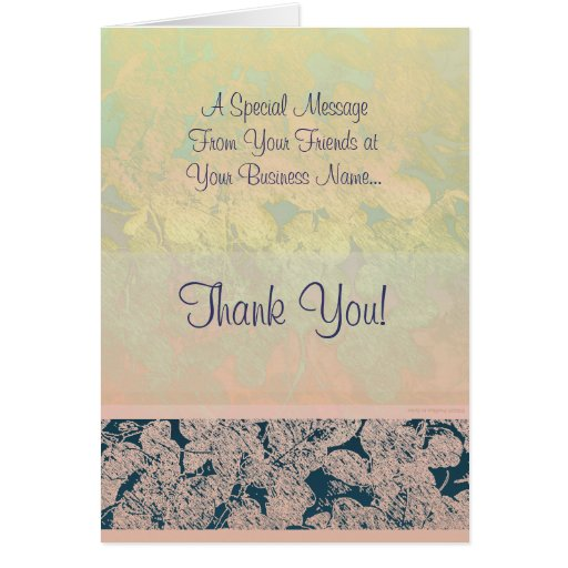 Leaf Harmony One Card