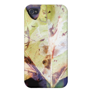 Leaf in the Water Cases For iPhone 4