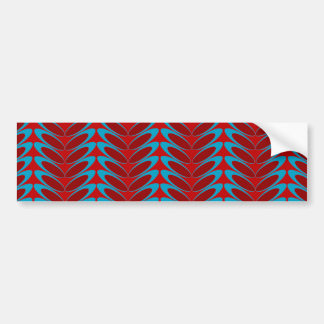 Leaf N Waves Bumper Sticker
