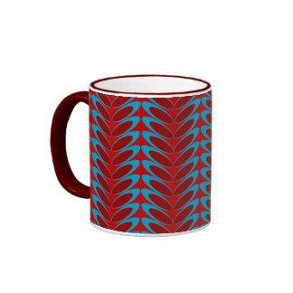 Leaf N Waves Coffee Mugs