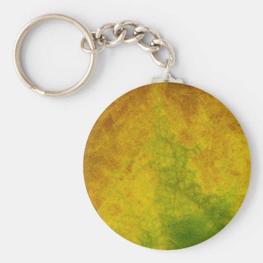 Leaf Nature Key Ring