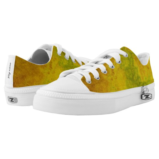 Leaf Nature Low Tops