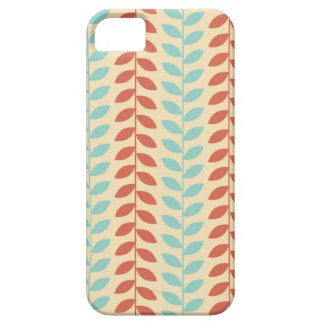 Leaf Nature Modern Pattern Leaves iPhone 5 Cover