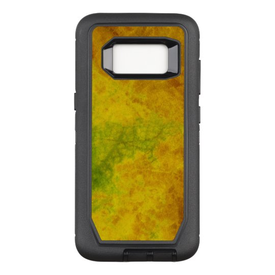 Leaf Nature OtterBox Defender Samsung Galaxy S8 Case