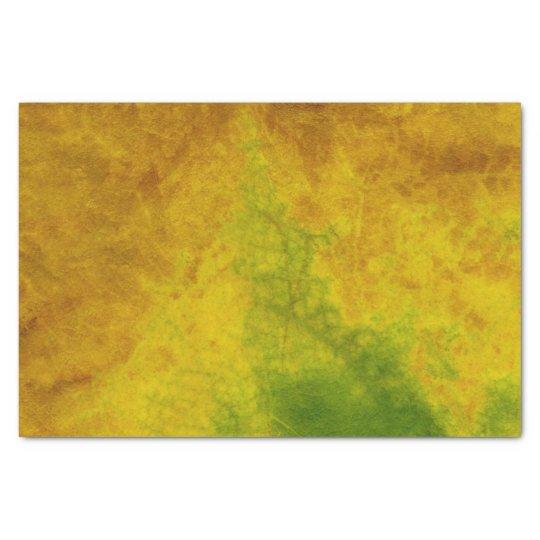 Leaf Nature Tissue Paper