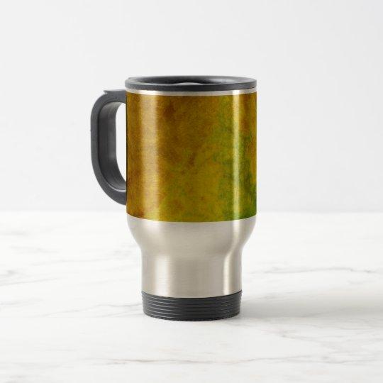Leaf Nature Travel Mug