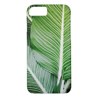 Leaf Pattern iPhone 7 Case