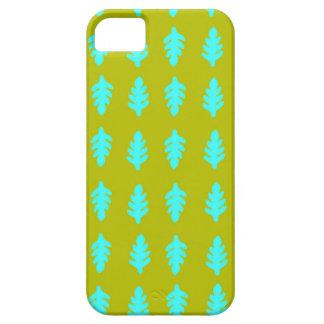 Leaf Print Iphone cover iPhone 5 Case