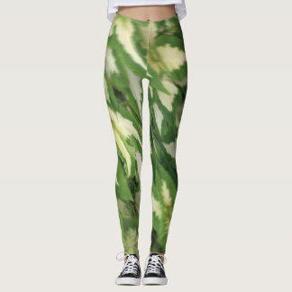 Leaf Revolving Leggings