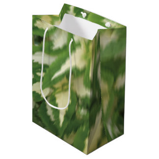 Leaf Revolving Medium Gift Bag