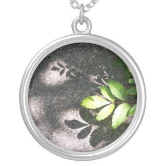 Leaf Shadow necklace
