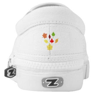 leaf sneaker Slip-On shoes