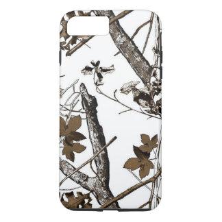 Leaf Snow Camo iPhone 7 Plus Case