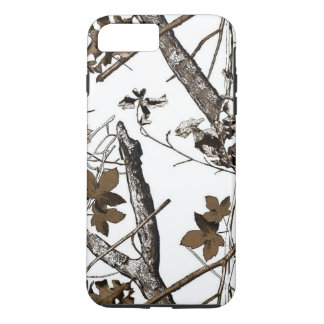 Leaf Snow Camo iPhone 8 Plus/7 Plus Case