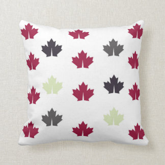Leaf style pillow