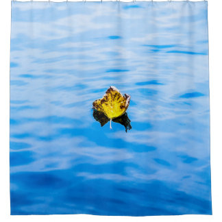 Leaf - The Golden Galleon Shower Curtain