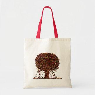 Leaf Tree Tote Bag