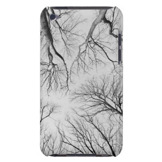 Leafless Trees in Thiepval Wood iPod Touch Cover