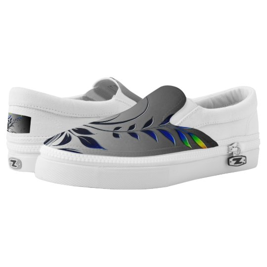Leafs Printed Shoes