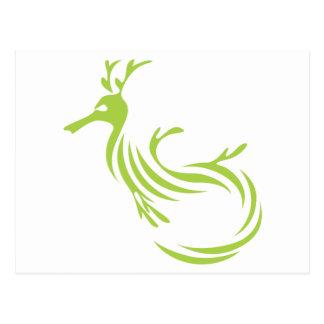 Leafy And Weedy Sea Dragon Postcard