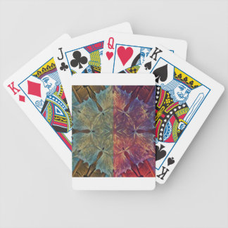 Leafy Gal Bicycle Playing Cards
