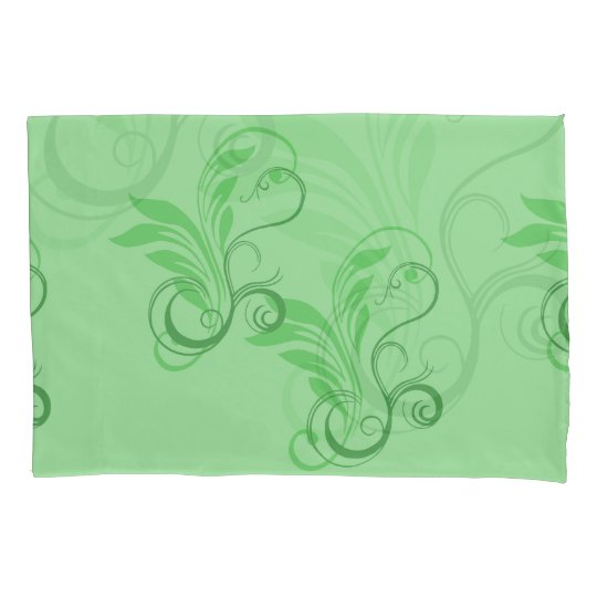 Leafy Glade Pillowcase