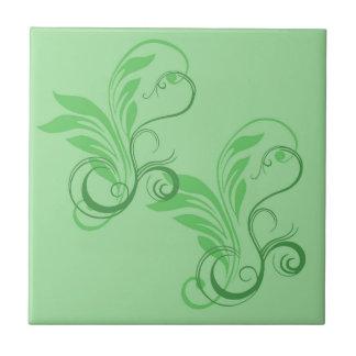 Leafy Glade Tile