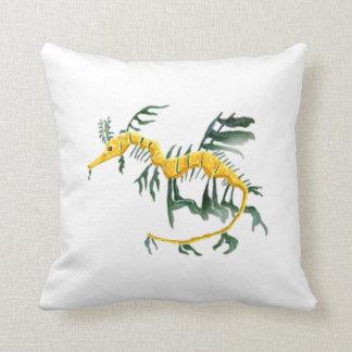 Leafy Sea Dragon Cushion