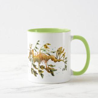 Leafy Sea Dragon Seahorse Coffee Mug