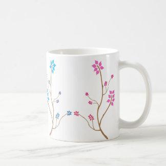 Leafy Seasons Coffee Mug