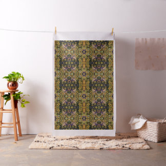 Leafy Tapestry Fabric