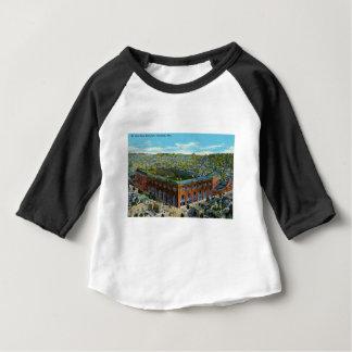 League Park Baseball Stadium Baby T-Shirt