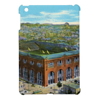 League Park Baseball Stadium iPad Mini Case
