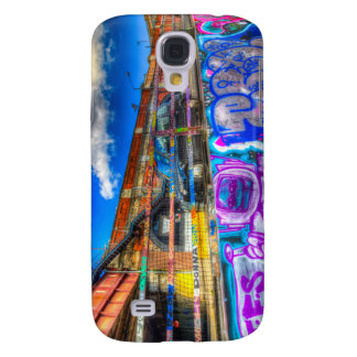 Leake Street and London Taxi Samsung Galaxy S4 Cover