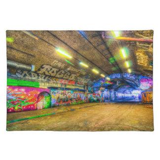Leake Street London Placemat