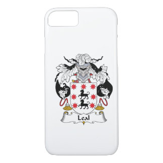 Leal Family Crest iPhone 7 Case