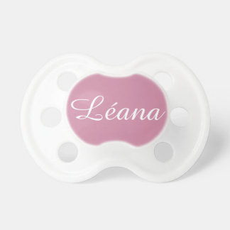 Léana teat baby pacifiers