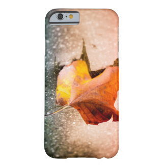 Leaning leaf barely there iPhone 6 case