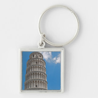 Leaning Tower of Pisa in Italy Key Ring
